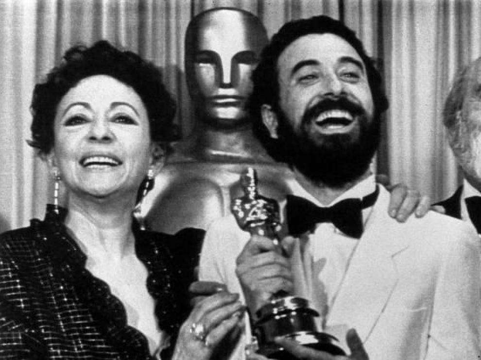 Encarna Paso protagonizó 'Volver a empezar', la primera película en español en conseguir un Óscar, en 1983.