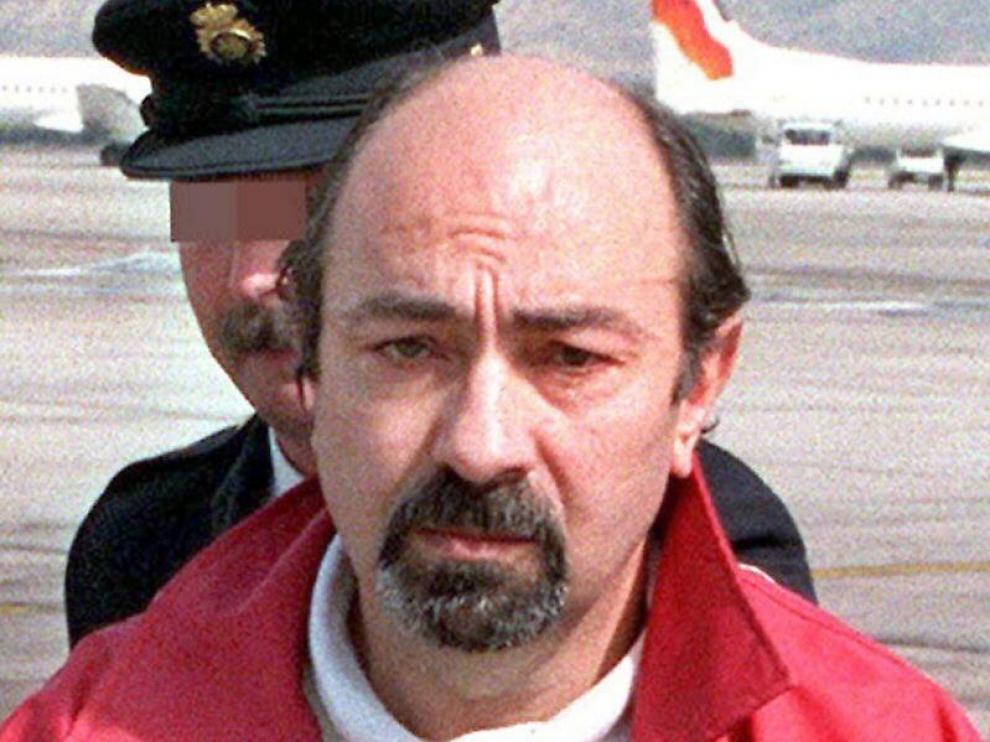 Imagen de archivo del etarra Rafael Caride Simón.