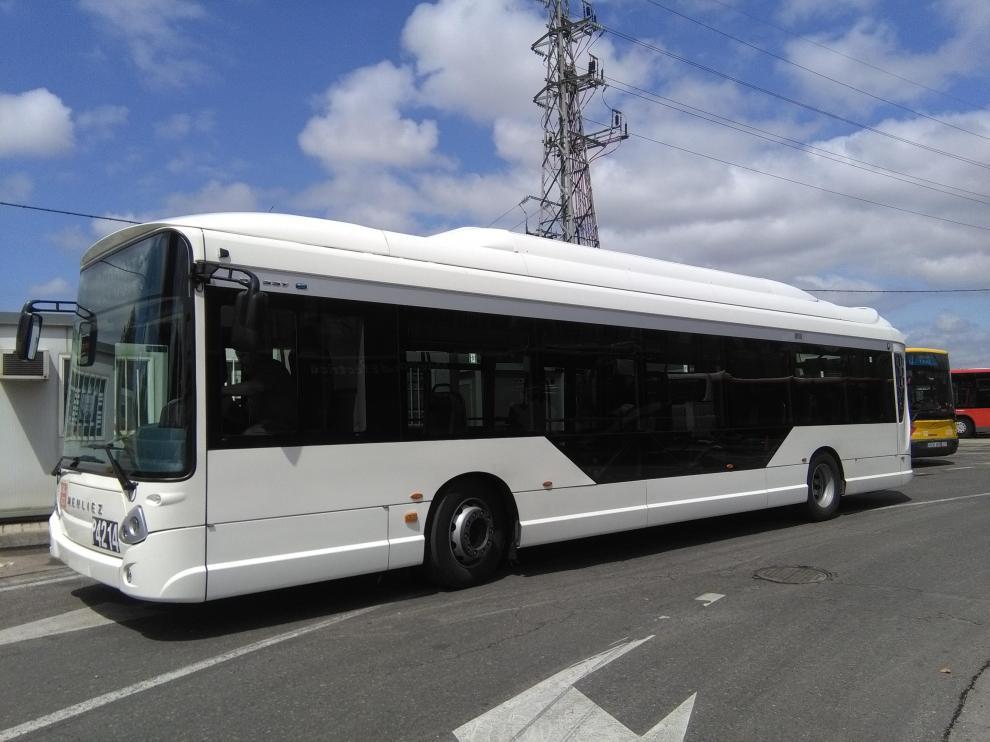 Nuevo autobús eléctrico de Avanza