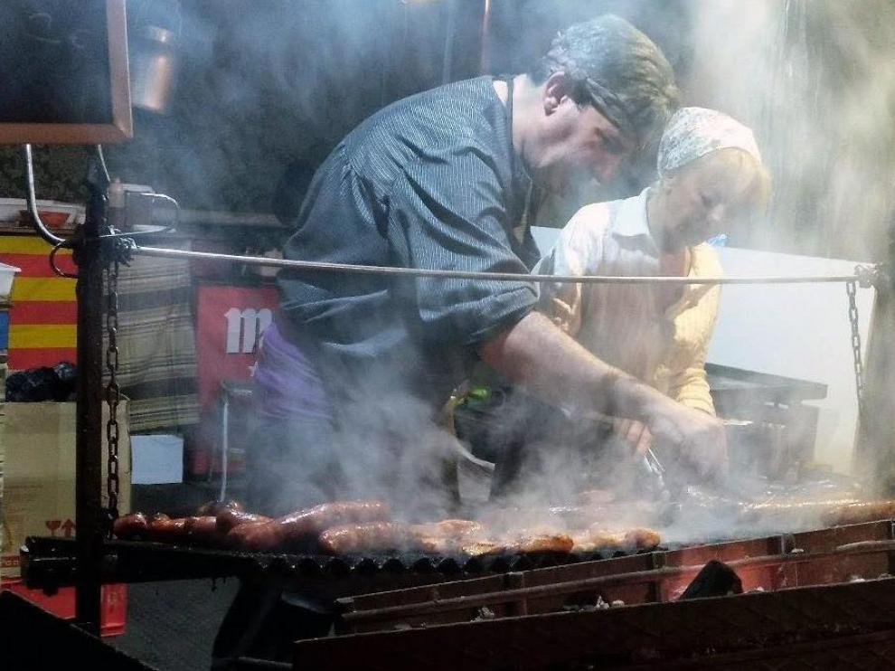 Muestra Gastronómica Aragonesa de las fiestas del Pilar