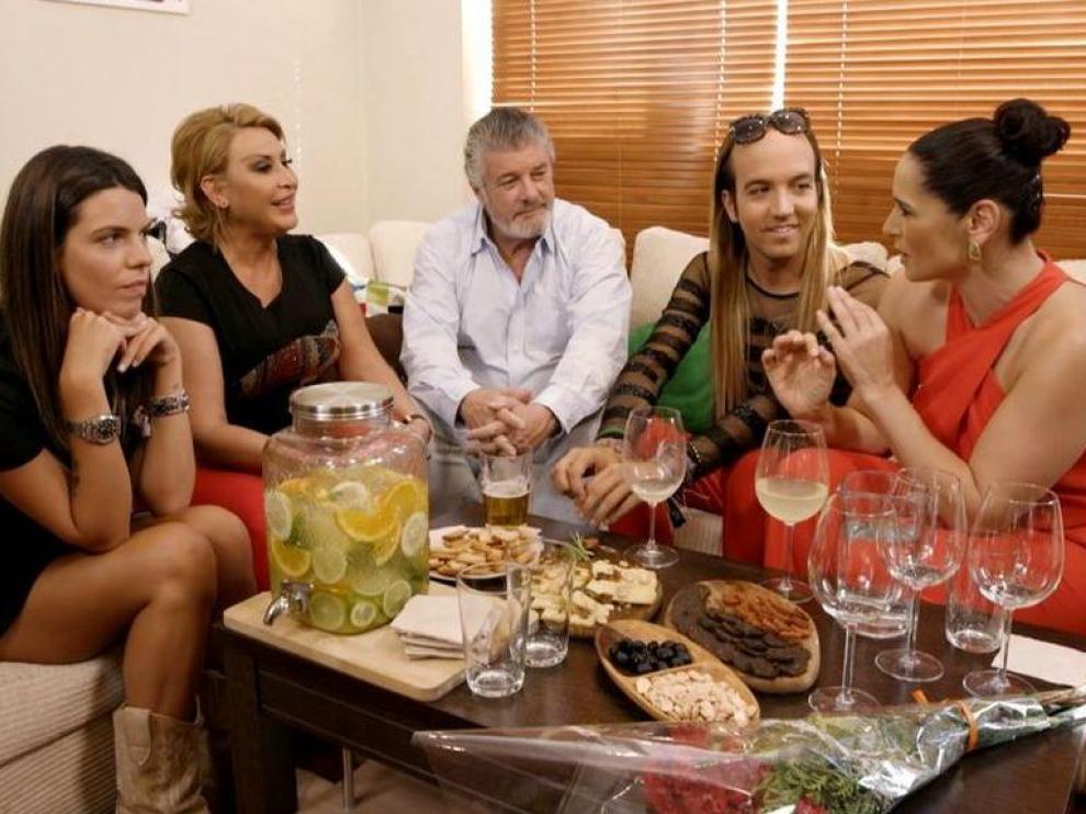 Una escena del programa 'Ven a cenar conmigo. Gourmet Edition'