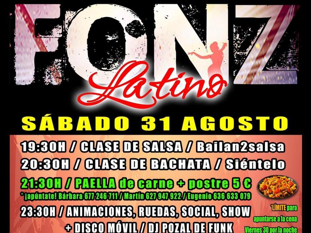 Festival 'Fonz Latino'.
