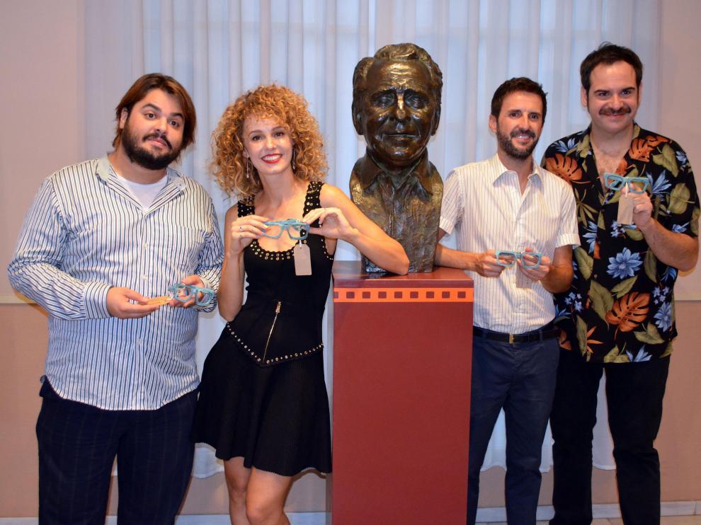 El XVI Festival de Cine de Tarazona reconoce el talento de Julián López, Brays Efe, Esther Acebo y Jorge Usón
