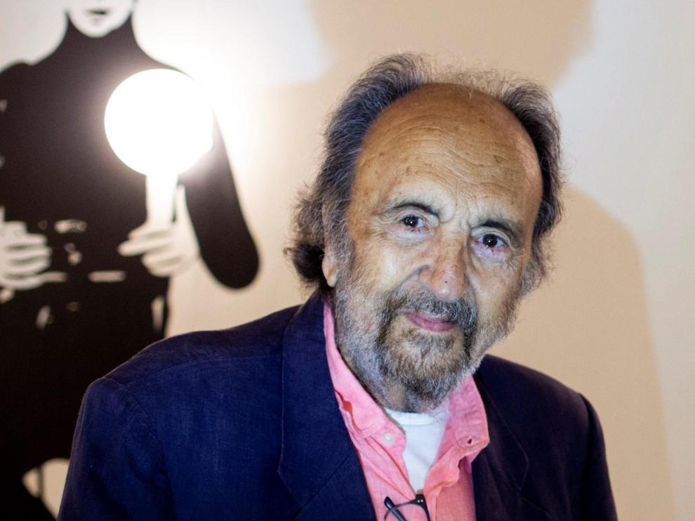 Imagen de archivo del fotógrafo Leopoldo Pomés.