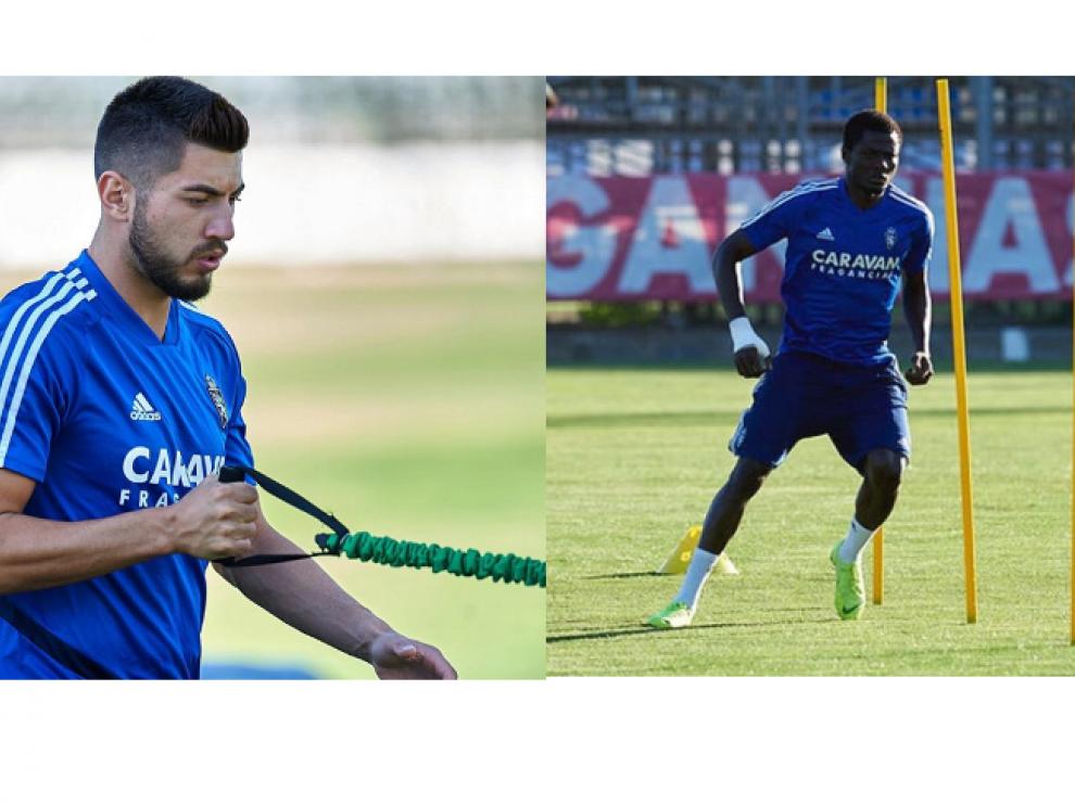 Ni Giorgi Papunashvili ni Federico Bikoro estarán disponibles para partido del 8 de septiembre.