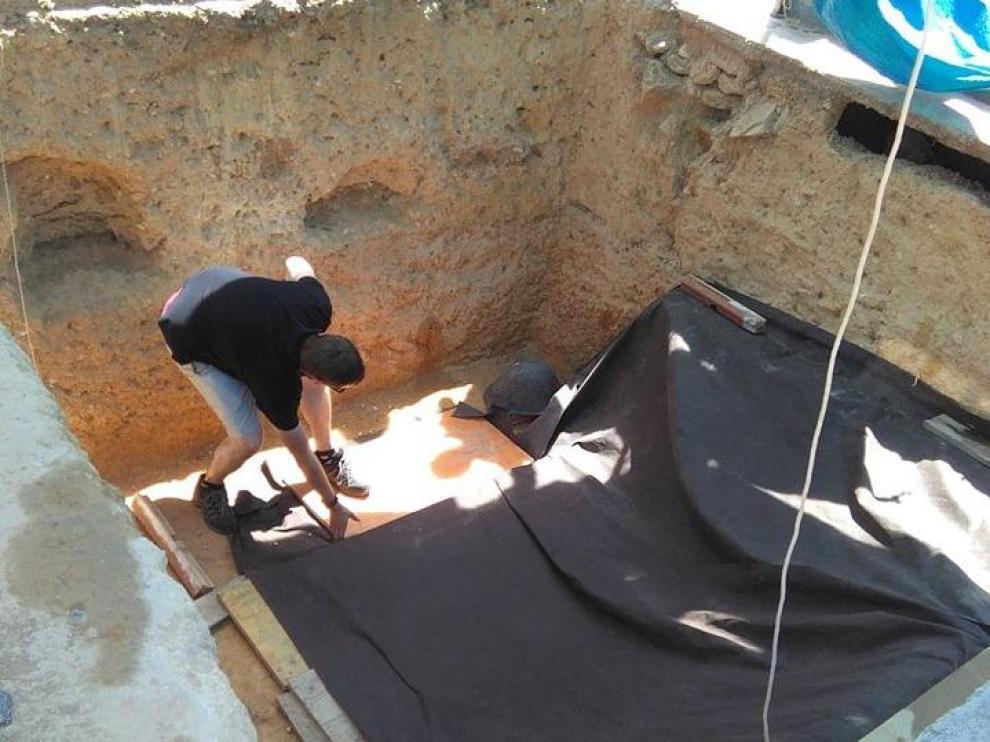 Las cartas han sido halladas en una víctima enterrada en la fosa 127 del cementerio de Paterna (Valencia).
