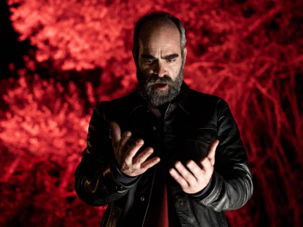 Luis Tosar protagoniza 'Quien a hierro mata'.