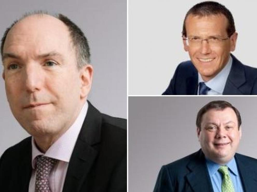 Ducharme, Stephan y Holland Karl-Heinz, consejeros de DIA.