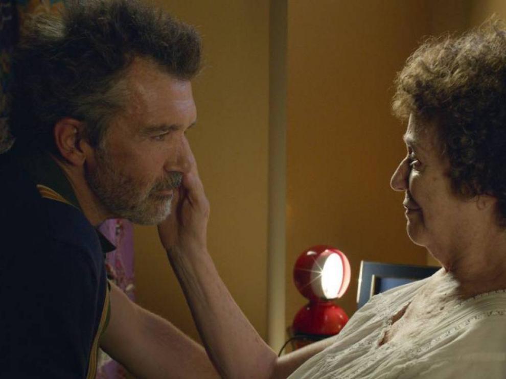 Una de las escenas de la película 'Dolor y gloria'