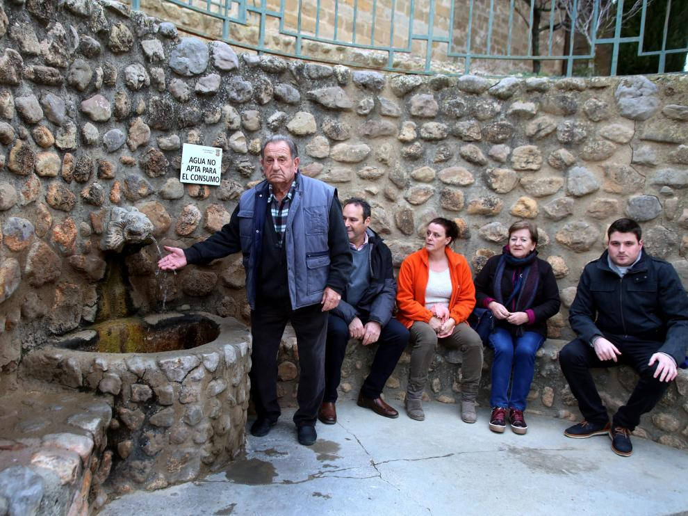 Plasencia del Monte es uno de los municipios aragoneses que no pueden beber agua del grifo por el exceso de nitratos.