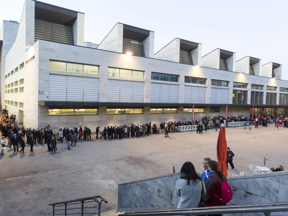 Plaza Miguel Merino, Auditorio Jueves Lardero / 04-02-2016 / FOTO: GUILLERMO MESTRE