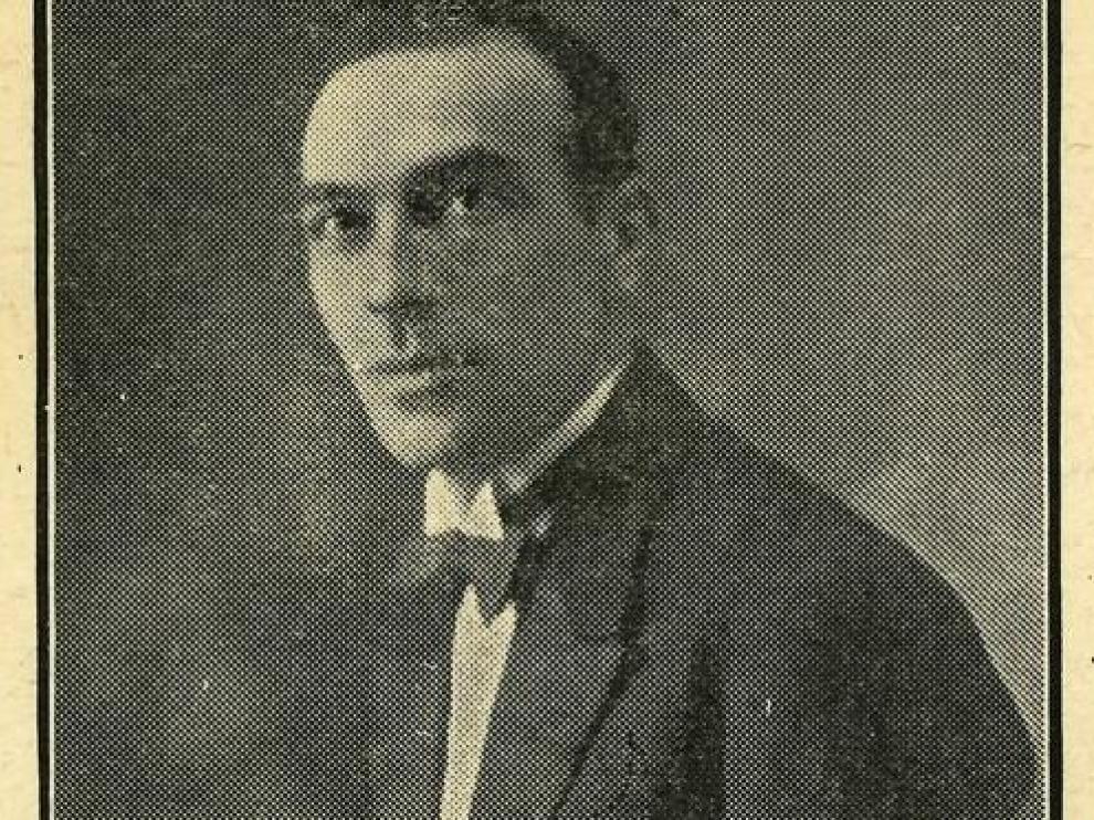 Ángel Bericat fue el sexto director de la banda de Pedrola.