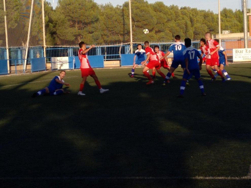 Liga Nacional: Giner Torrero- Actur Pablo Iglesias