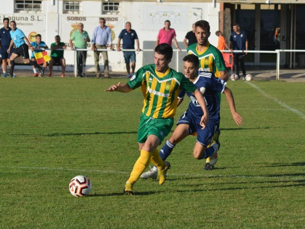Fútbol. Regional Preferente- La Almunia vs. Caspe