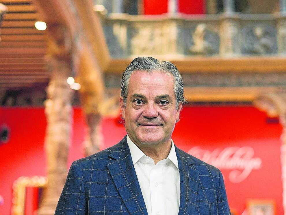 Marcos de Quinto, exvicepresidente mundial de Coca-Cola y diputado de Ciudadanos en esta legislatura fallida.