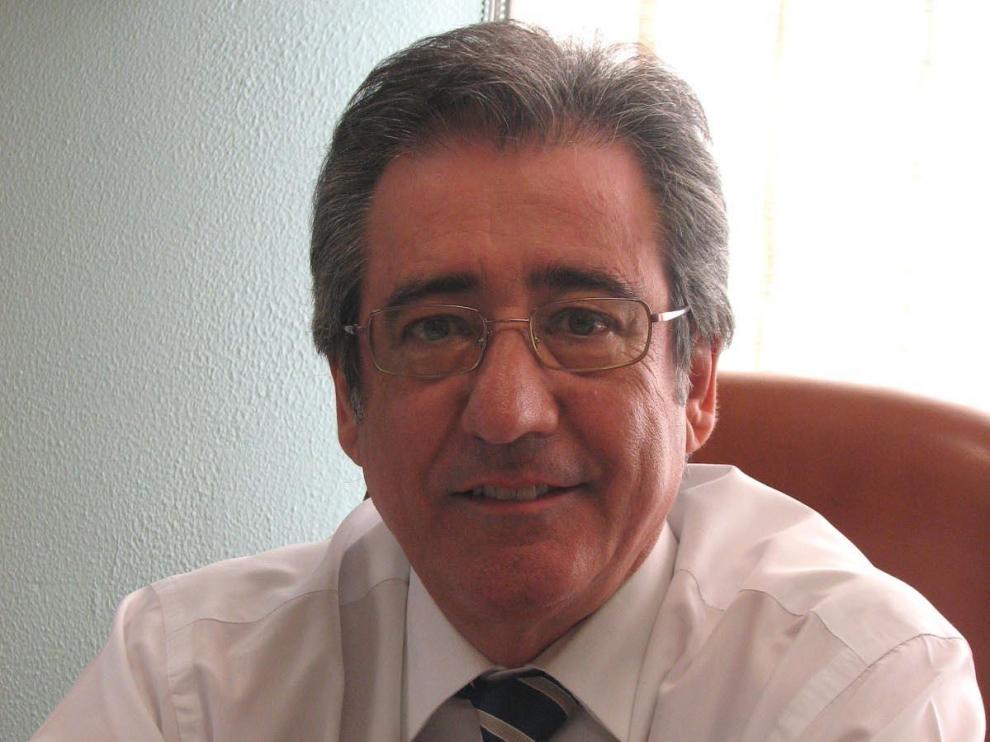 El director de Mercazaragoza, Constancio Ibañez.