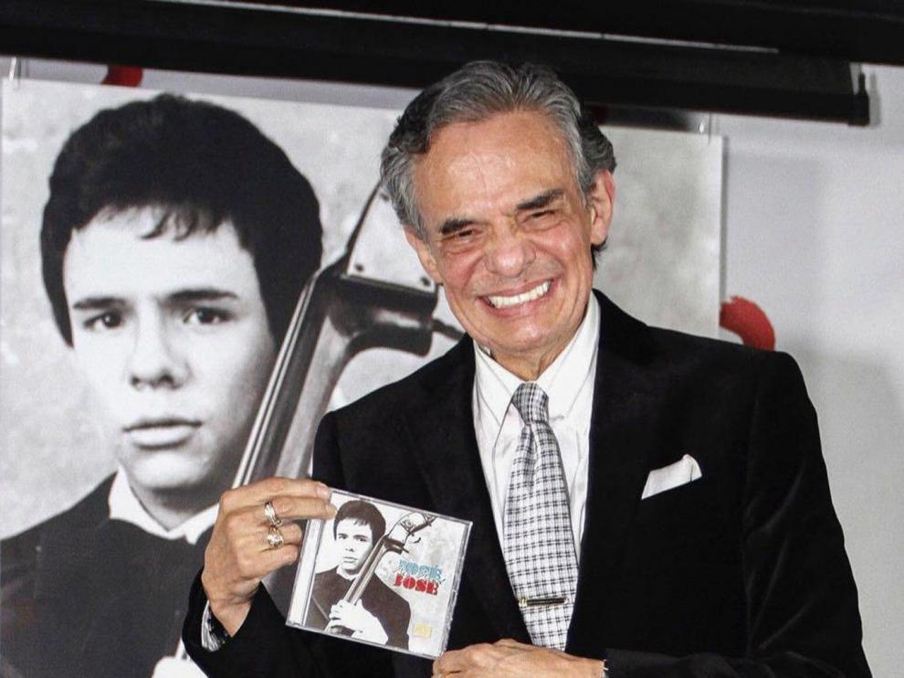 José Rómulo Sosa Ortiz, 'José José'