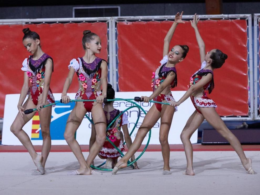 Conjunto Infantil P CEGRZ, este sábado en el Palacio de Deportes de Zaragoza