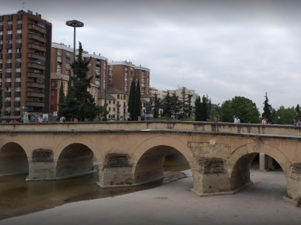 Lugar donde tuvo lugar el suceso, en Granada.