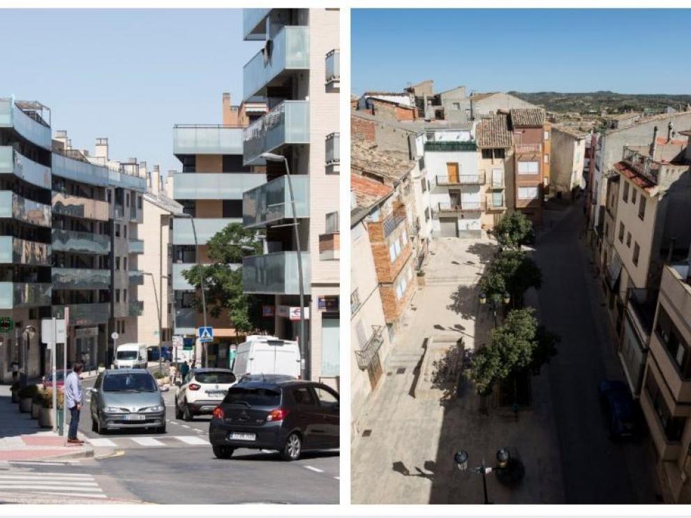 Cuarte de Huerva tiene la mayor renta de Aragón y Maella, la ...