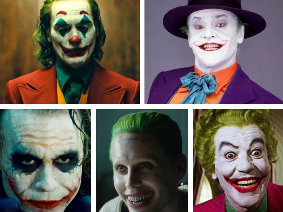 De Cesar Romero A Joaquin Phoenix Que Joker Da Mas Miedo