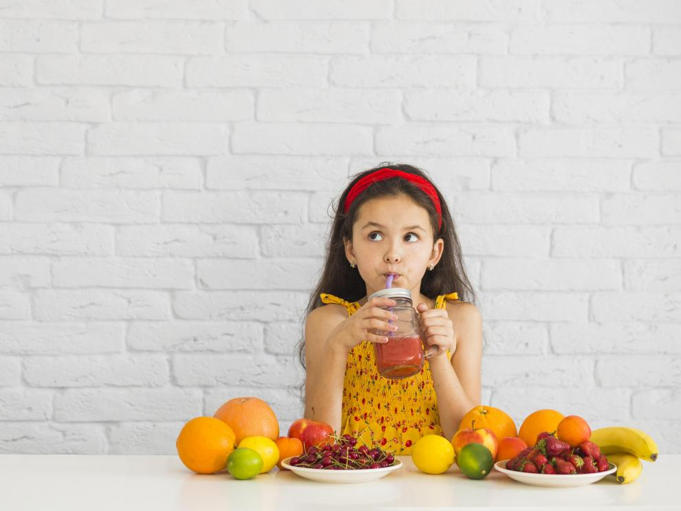 Entre sus prioridades, impulsar la alimentación sana y saludable de los escolares