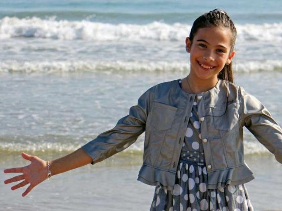 Melani García representará a España en Eurojunior.
