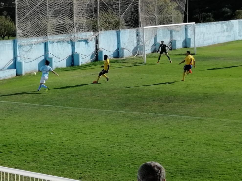 Fútbol. Tercera División- Brea vs. Robres