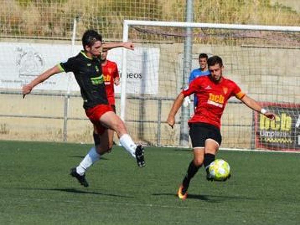 Fútbol. Tercera División- San Juan vs. Illueca.
