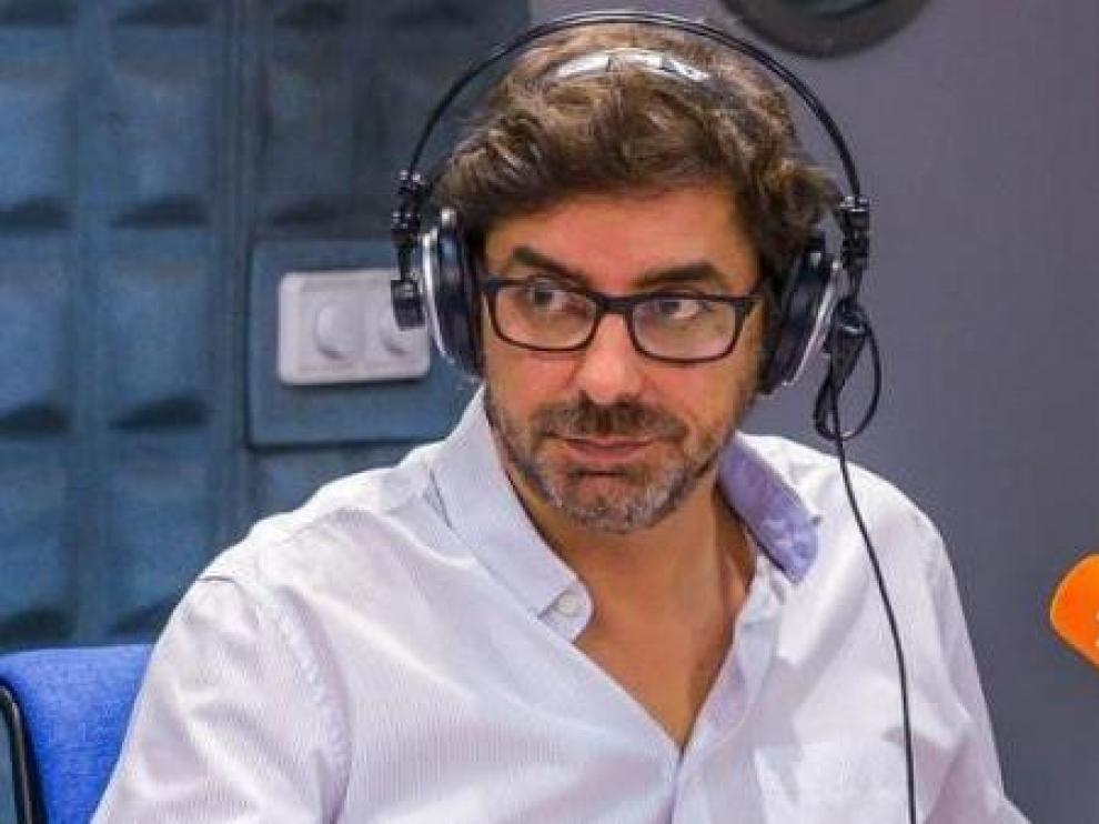 El periodista de Canal Sur Radio Valentín García, creador del movimiento #yomecuro, fallecido en Sevilla víctima del cáncer. RTVA