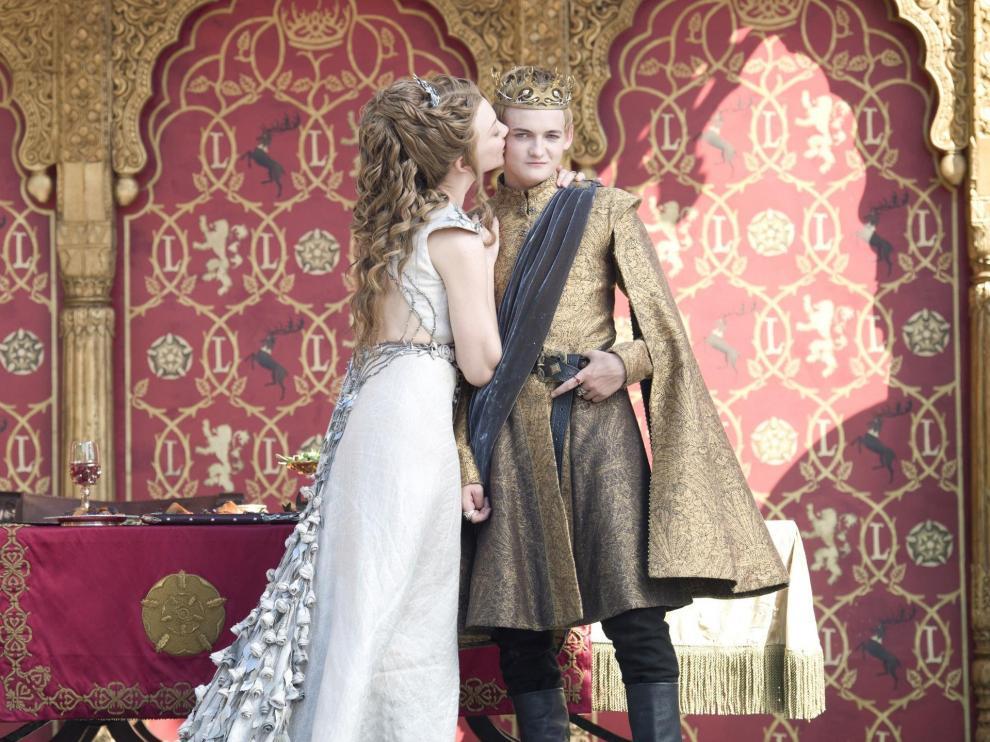 El vestido de novia de Margaery Tyrell es una de las piezas que se pueden ver en la exposición.