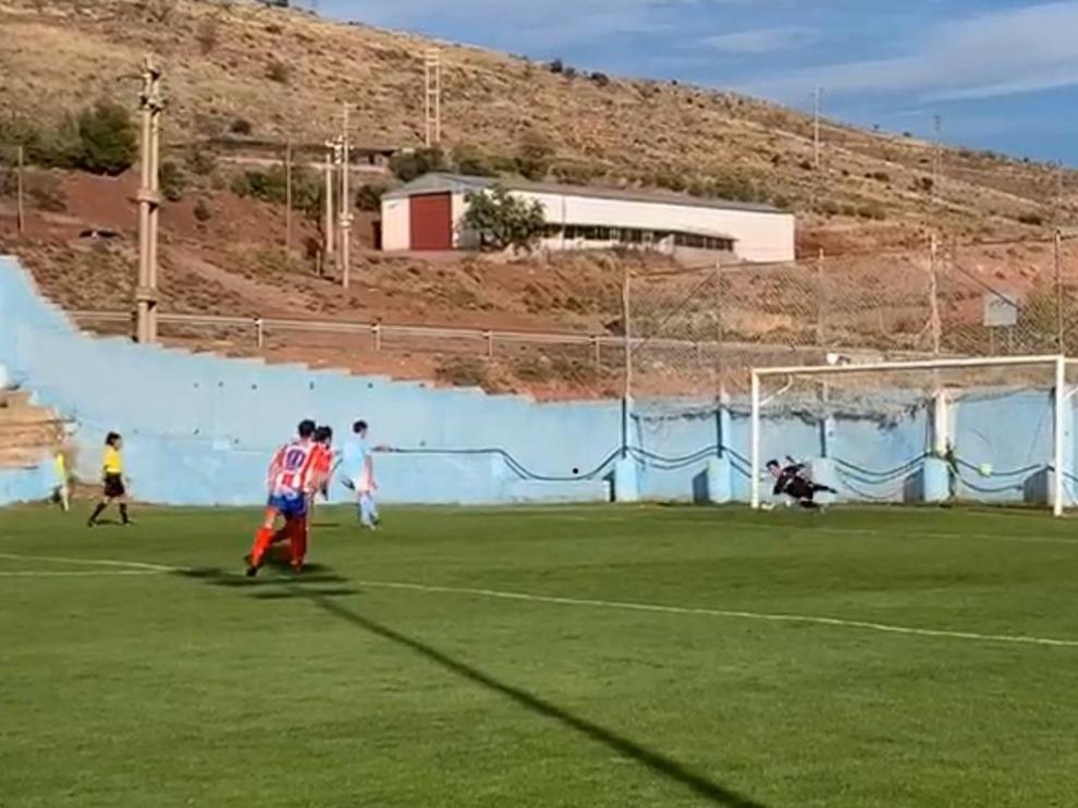 Brea- Monzón Tercera División