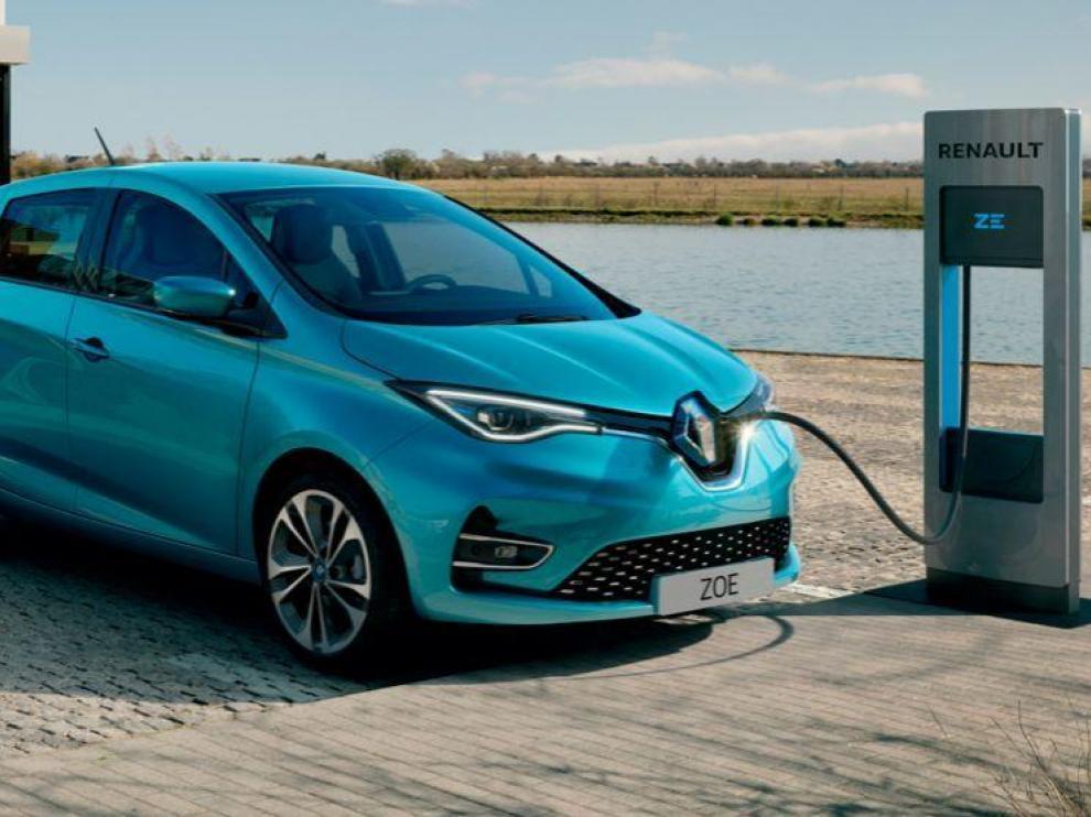 Renault Zoe, líder del mercado eléctrico en Europa en su segmento