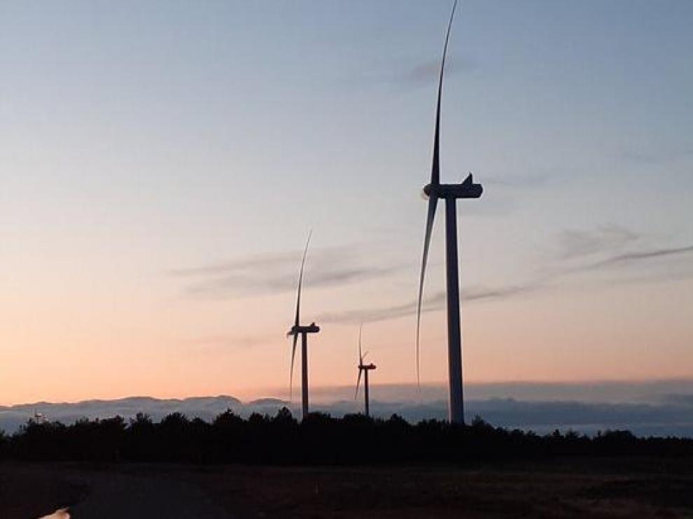 Proyecto Sierra Costera, primer proyecto eólico de los adjudicados a Enel Green Power España