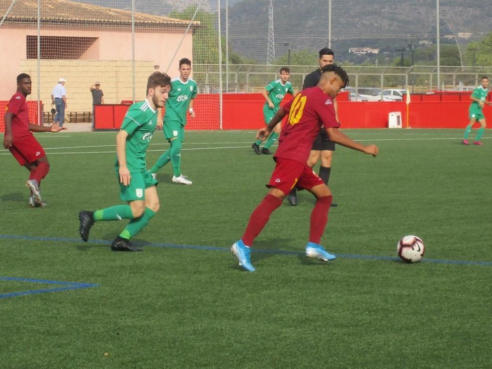 Fútbol. DH Juvenil- San Francisco vs. Stadium Casablanca.