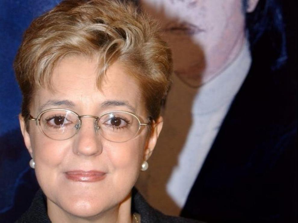 Anna Caballé, premio Nacional de Historia por una obra sobre Concepción Arenal.