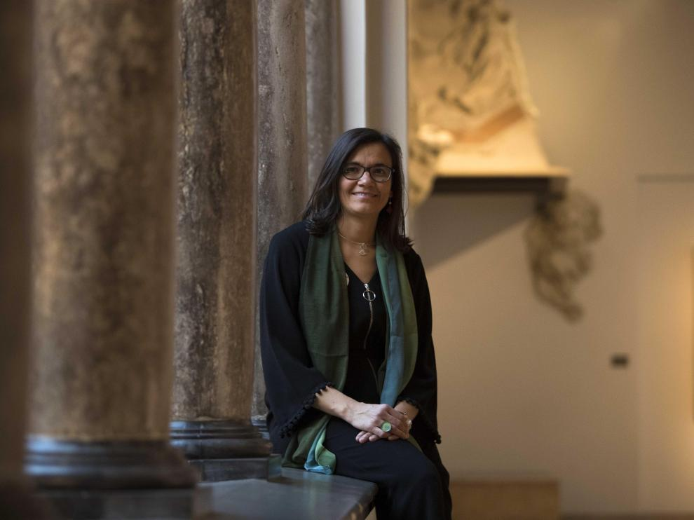 María Villarroya lidera a las investigadoras y tecnólogas.