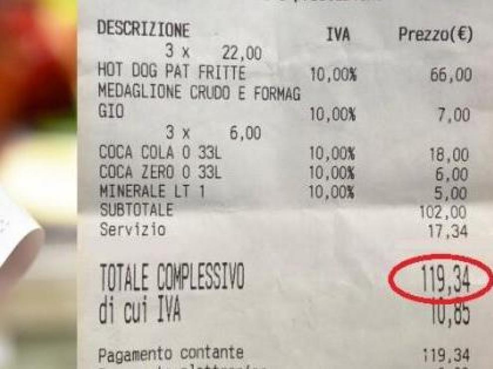 Una familia de turistas sufre un nuevo sablazo en Roma