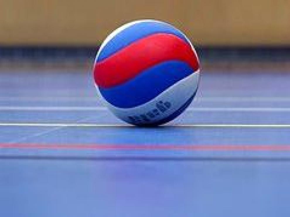 Imagen de archivo de voleibol