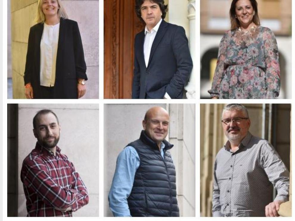 Candidatos al Congreso por Huesca en las elecciones generales de 2019