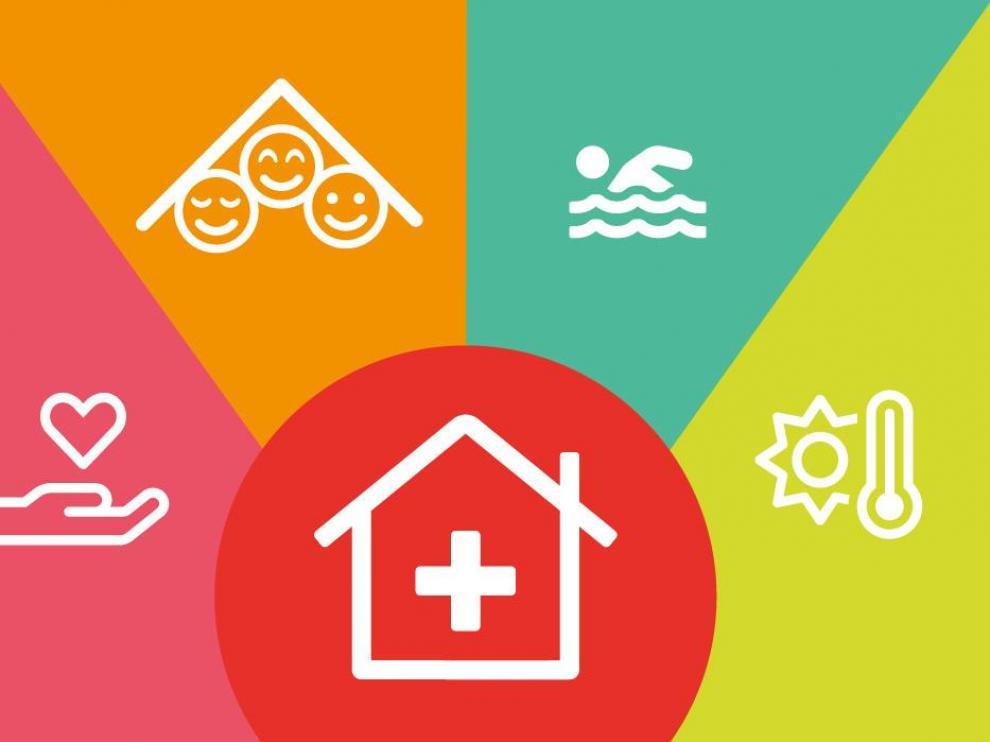 Cuidar la salud empieza en casa.