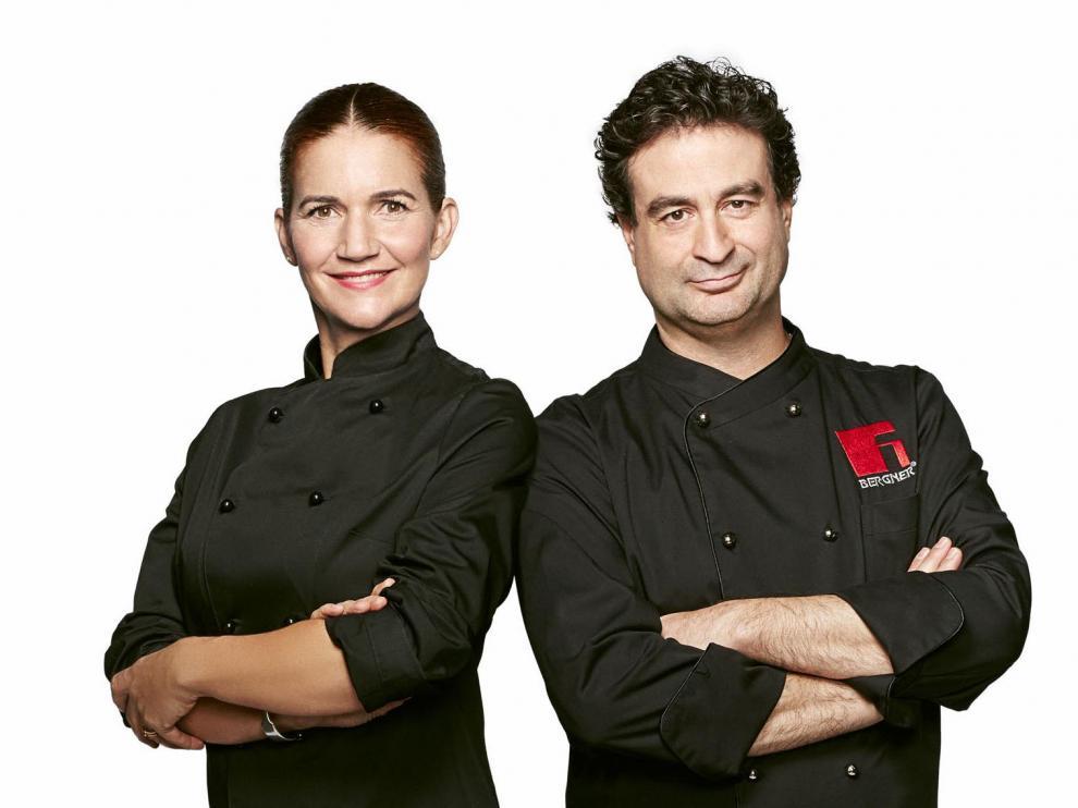 Pepe Rodríguez y Samantha Vallejo harán entrega del premio Gastronomía y Salud.