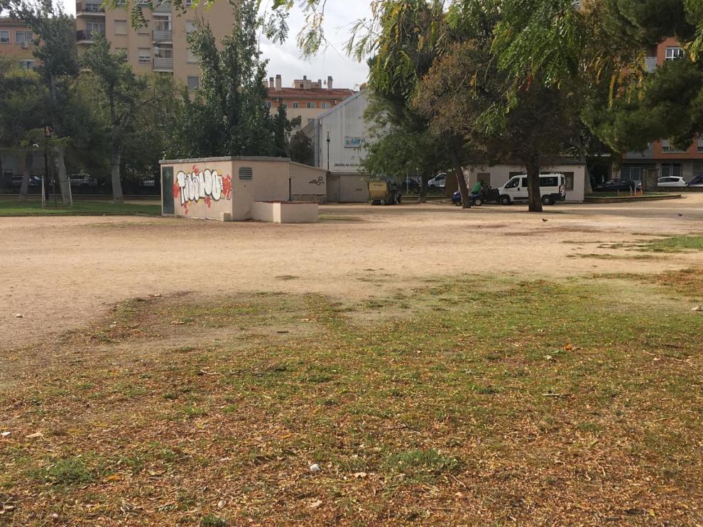 Lugar en el que se ubicaban las antiguas piscinas del Tío Jorge.