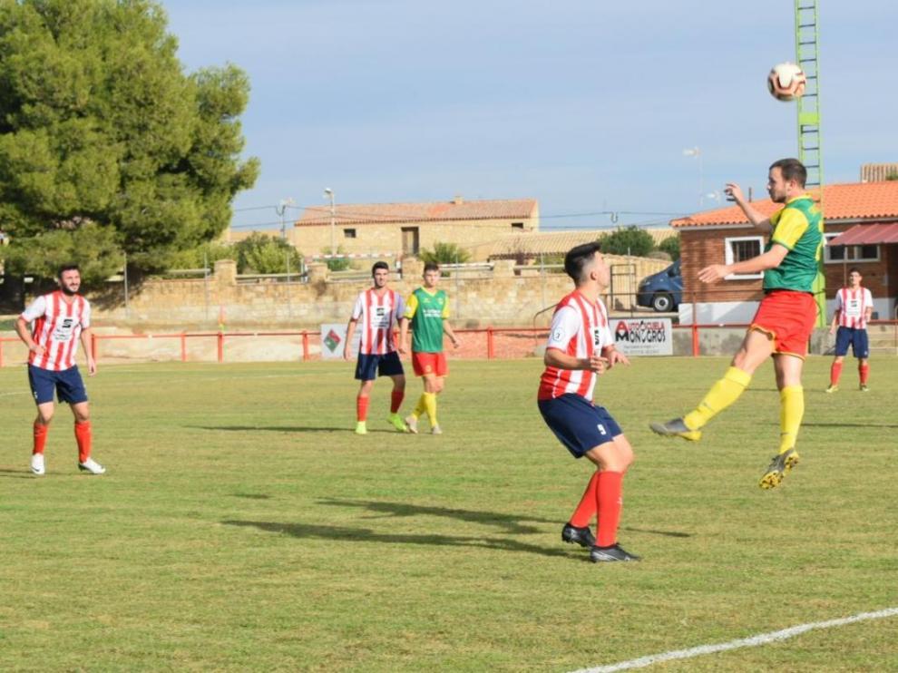 Fútbol. Regional Preferente- San Lorenzo vs. Sabiñánigo.