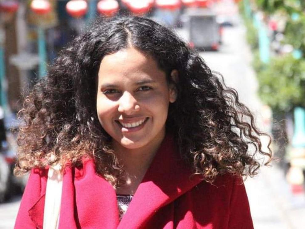 Leonor Zúñiga, directora de 'Exiliada', el documental sobre Zoilamérica Ortega Murillo