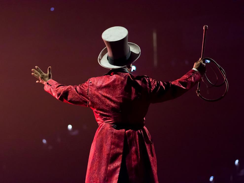 El espectáculo 'Corteo' del Circo del Sol llega a Zaragoza