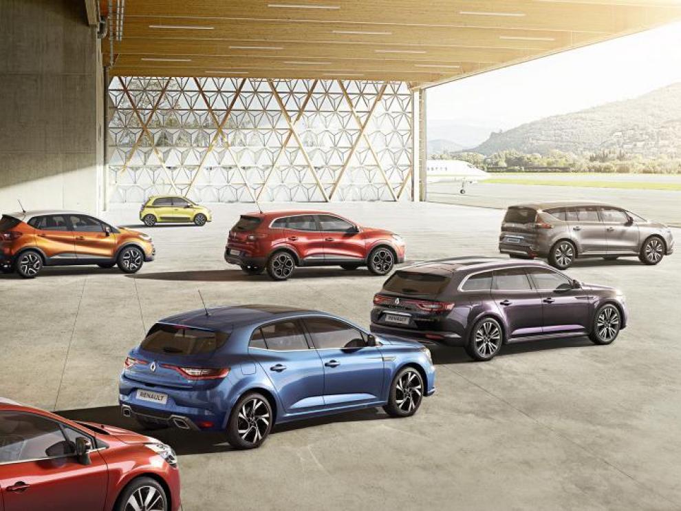La gama de vehículos Renault cubre muchas de las necesidades del día a día de los conductores.