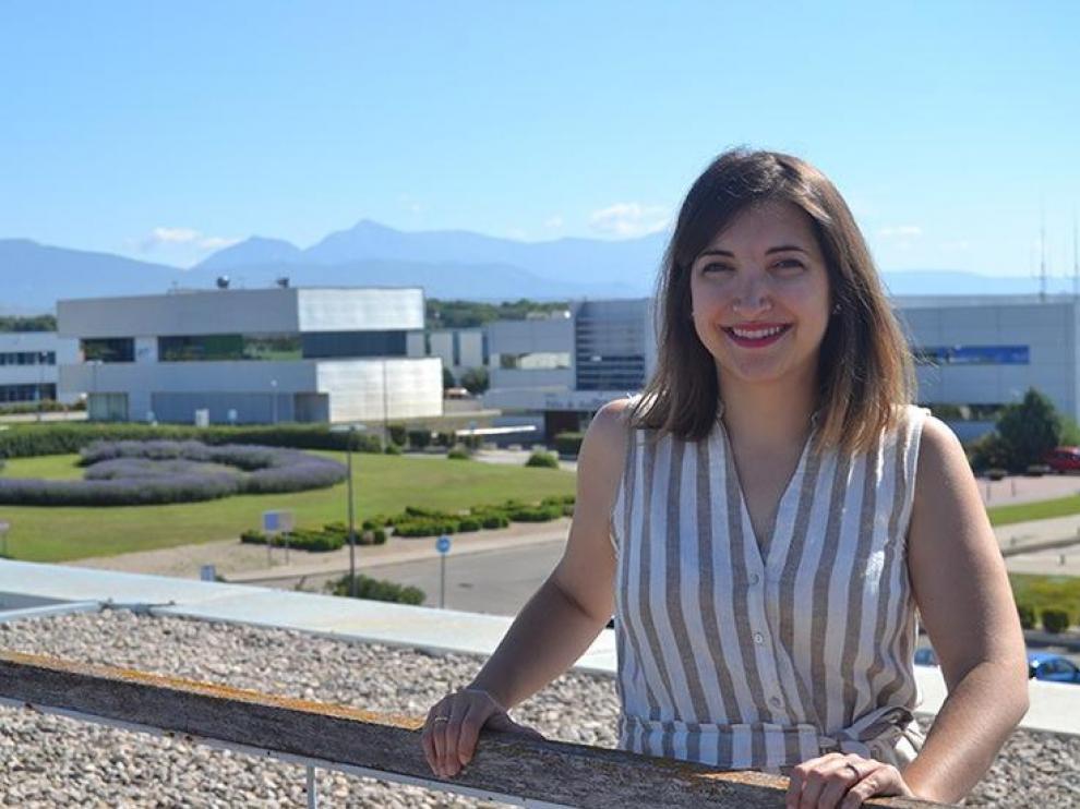Celia García dirigía Walqa y a partir de ahora liderará el Centro Europeo de Empresas e Innovación de Aragón, que tiene su sede en Huesca.