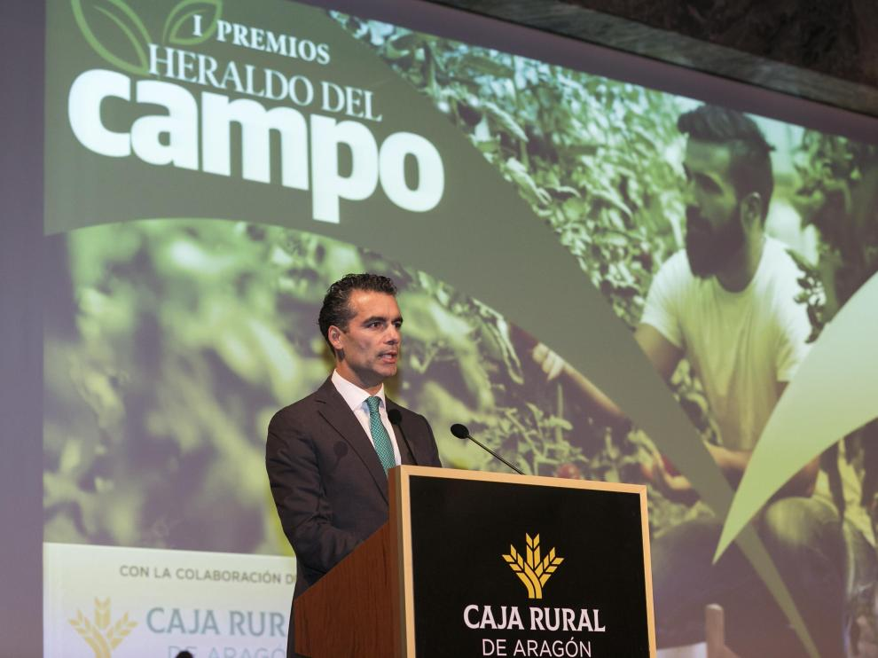 ARAGON I PREMIOS HERALDO DEL CAMPO / 18-11-2019 / FOTO: ARANZAZU NAVARRO [[[FOTOGRAFOS]]]