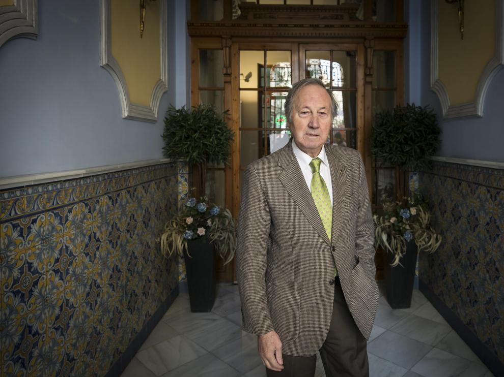 Luis María Garriga, séptimo conde de Torreflorida